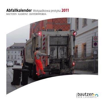 Gelbe Tonne - Landkreis Bautzen