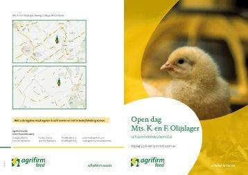 Open dag Mts. K. en F. Olijslager - Hoeve Advies