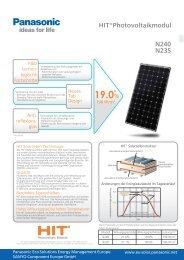 VBHN240SE10 Datenblatt - AEET Energy Group GmbH