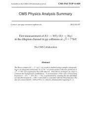 CMS PAS TOP-11-029 - CERN Document Server
