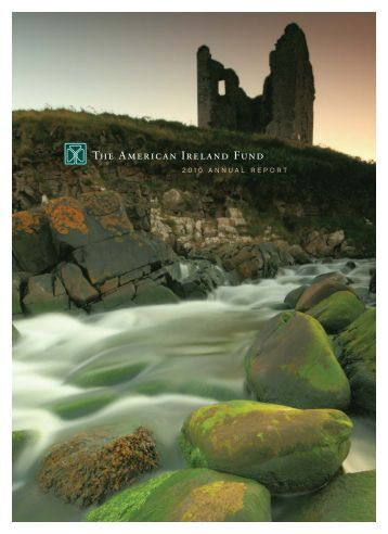 2010 ANNUAL REPORT - The Ireland Funds