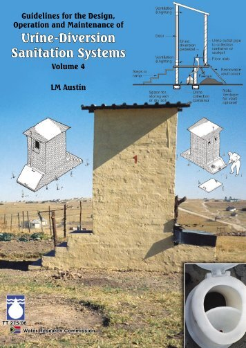 Urine-Diversion Sanitation Systems