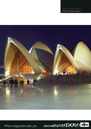 Sydney Opera House Annual Report 2008/09