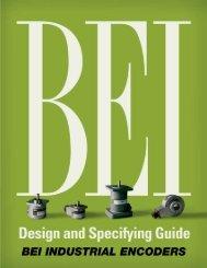BEI Industrial Encoders - Vika Controls