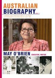 May O'Brien