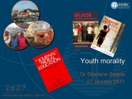 Youth morality - Vula