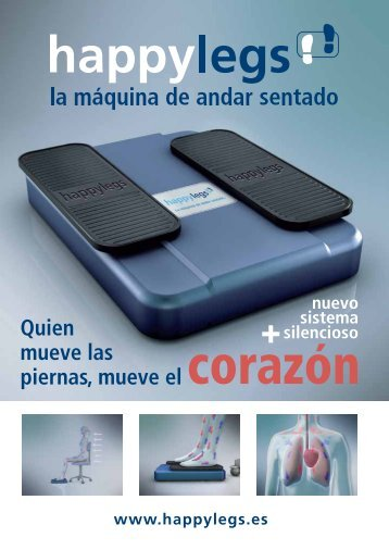 Manual de Happy Legs - Ayudas-ortopedia.com