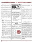 Food Safety - Family and Consumer Science - Oklahoma State ... - Page 2