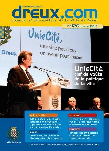 Mensuel mars 2013 - Dreux.com
