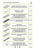 Kabelrinnen – System H42 Kabelrinnen – System H42 - Seite 5