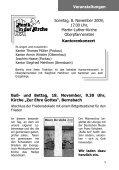 November 2009 Monatsspruch November: - posaunenchor ... - Seite 5