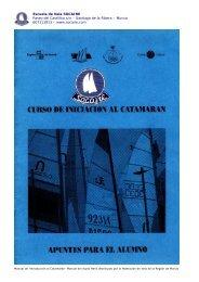 Apuntes Curso de Iniciación al Catamarán