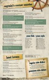 1 North CouNtry road | Port JeffersoN Ny ... - PJ Lobster House - Page 5