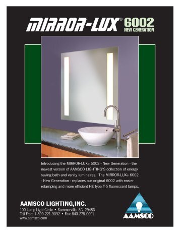 Download PDF - Aamsco Lighting
