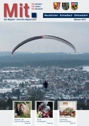 t  Das Magazin - Mitteilungsblatt