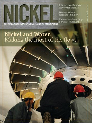 Download the PDF - Nickel Institute