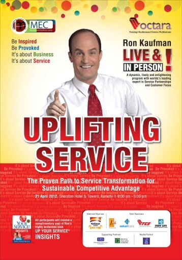 Uplifting Service - Octara.com