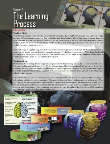 The Learning Process - St. Louis Pilot Services