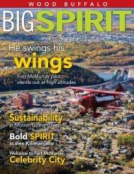 Sustainability - Regional Municipality of Wood Buffalo