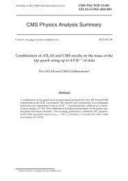 Fulltext in PDF - CERN Document Server