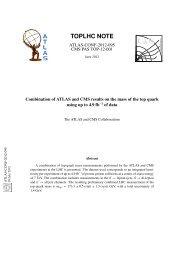 TOPLHC NOTE - CERN Document Server