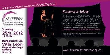 Sonntag 25.11.2012 - Stadt Nürnberg