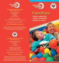 Face2Face - White Lodge Centre