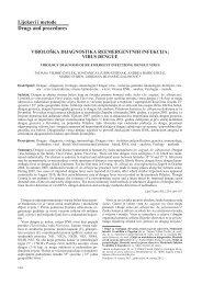 virološka dijagnostika reemergentnih infekcija