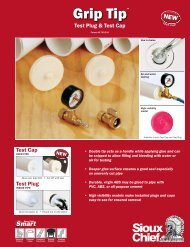 Grip Tip brochure 9-05.indd - Sioux Chief