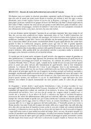 RESTUCCI - PTRC Piano Territoriale Regionale di Coordinamento