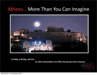 Athens… More Than You Can Imagine - Ria Mooijaart & Partners