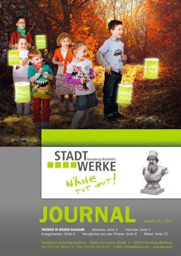Ausgabe 05/2013 - Stadtwerke Annaberg