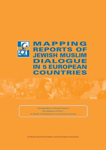 MAPPING REPORTS OF JEWISH MUSLIM DIALOGUE IN 5 ...