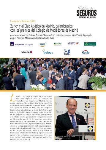 Fiesta de la Patrona 2011 - Colegio de Mediadores de Seguros de ...
