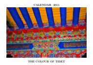 Colours of Tibet - Alistair J Bray