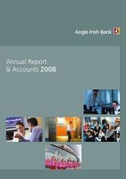 Annual Report September 2008