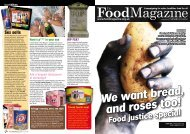 Food justice special - The Food Commission