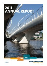 2011 Annual Report - Royal Haskoning
