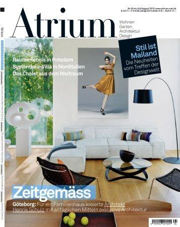 Raumerlebnis Magazine
