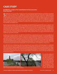 CASE STuDY - Bronx River Alliance
