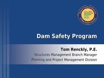 Dam Safety Program - Flood Control District of Maricopa County