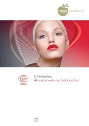 LIPerfection Absolute volume, luscious feel - Mibellebiochemistry.com