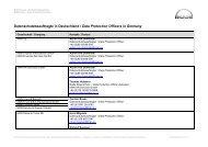 Datenschutzbeauftragte in Deutschland / Data ... - MAN Brand Portal