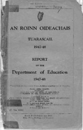1947-1948 - Department of Education and Skills