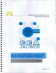 Manual de Políticas y Procedimientos para Pasajes, Viáticos y ...