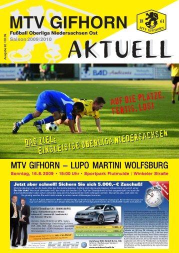 AKTUELL - MTV Gifhorn