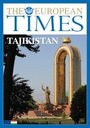 Download Tajikistan Report - The European Times