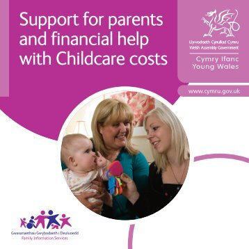 Support for Parents and Financial Help With Childcare Costs