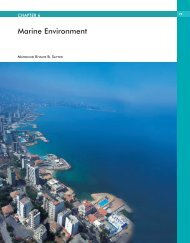 Marine Environment - Arab Forum for Environment and Development