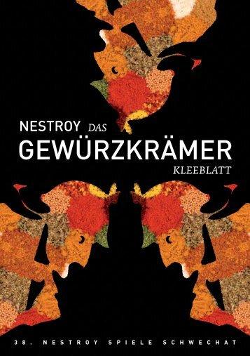 kleeblatt - Internationales Nestroy Zentrum Schwechat